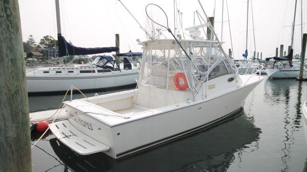 Albemarle 28 Express Fisherman