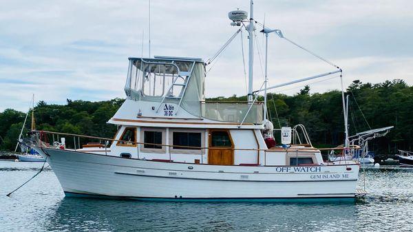 Albin D/C Trawler W/Hardtop & Full Enclosure