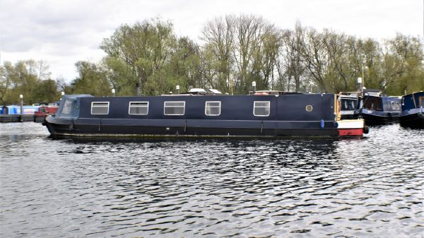 Narrowboat 50' GT Boatbuilders (Stafford)