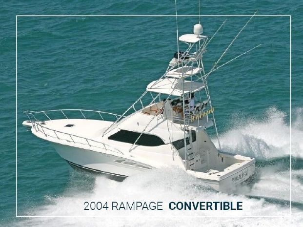 2004 Rampage Convertible