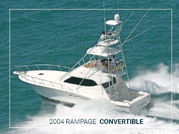 2004 Rampage Convertible