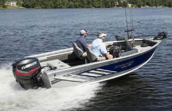 2019 Smoker Craft 161 Pro Angler XL