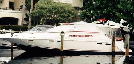 Chris-Craft Continental