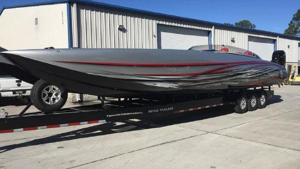 Mystic Powerboats C3800