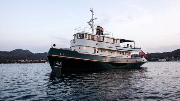 Tugboat Solimano 78