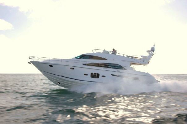 Fairline Squadron 55 - main image