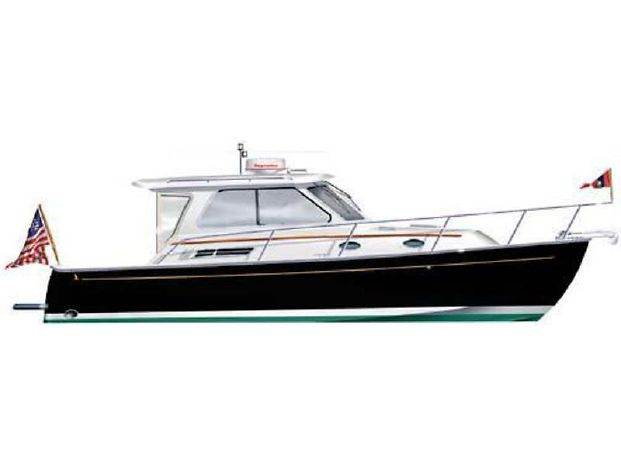 2008 Back Cove 33 Express