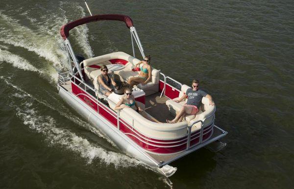 2019 SunChaser Traverse 7518 Cruise