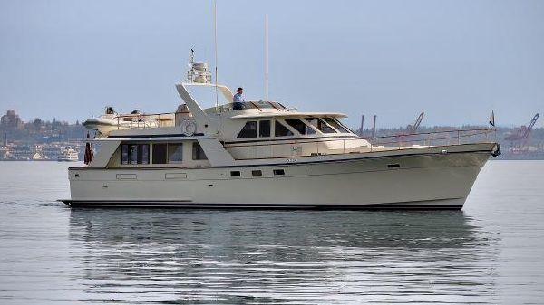 Tollycraft Pilothouse Motor Yacht