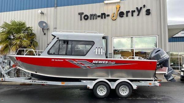 Hewescraft 210 Sea Runner ETHT B3373