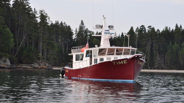 Custom Tug Trawler - American Made Time