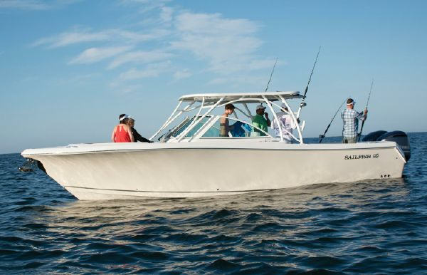 2017 Sailfish 325 DC