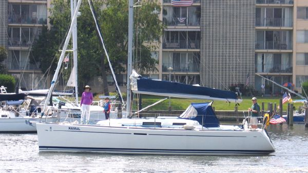 Dufour 34 Performance