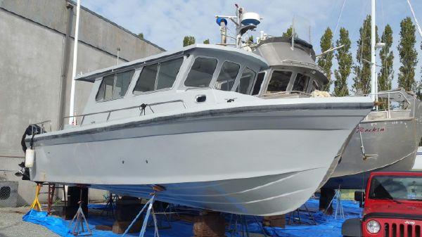 Buffalo Boats Walkaround Sport