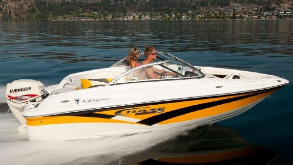 Campion Chase 550ob Bowrider Manufacturer Provided Image