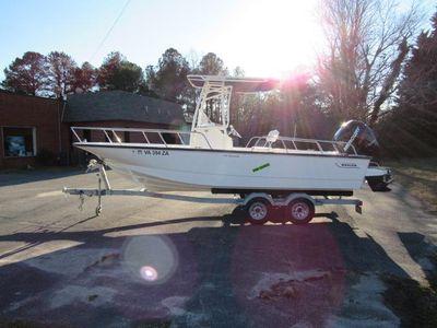2018 Boston Whaler<span>210 Montauk</span>