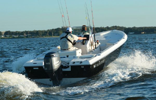 2017 Sailfish 1900 BB Bay Boat