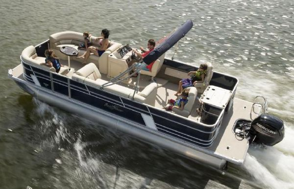 2019 SunChaser Eclipse 8523 Fish