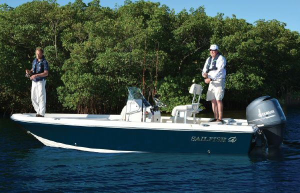 2018 Sailfish 2100 BB Bay Boat