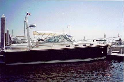 Sabre Yachts Sabreline 36 Express