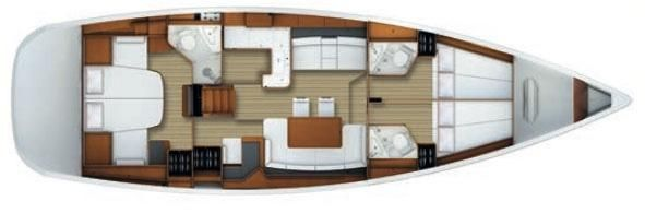 2012 Jeanneau 53 Sell New England