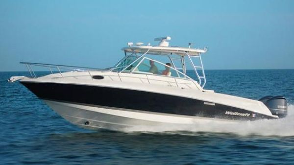 Wellcraft 340 Coastal Manufacturer Provided Image