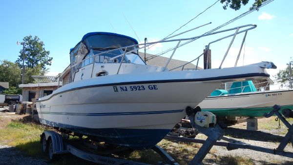 1996 Sea Sport 2344 1996 Sea Sport 2344 Walkaround