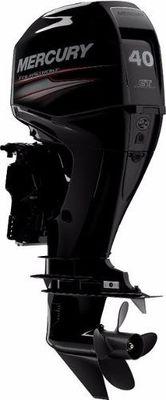 Mercury Fourstroke 40 hp EFI  - main image