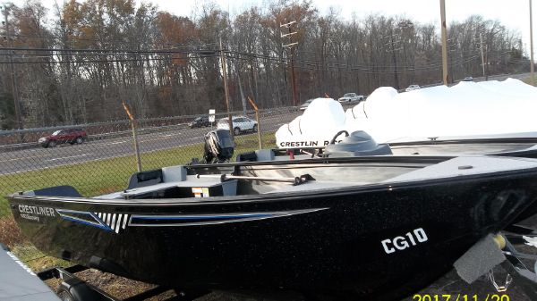 Crestliner 1450 DISCOVERY T