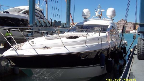 Fairline Targa 62 Fairline Targa 62