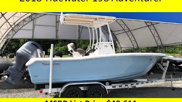Tidewater 198 Adventurer