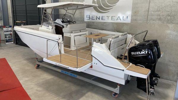 Beneteau flyer 9 spacedeck
