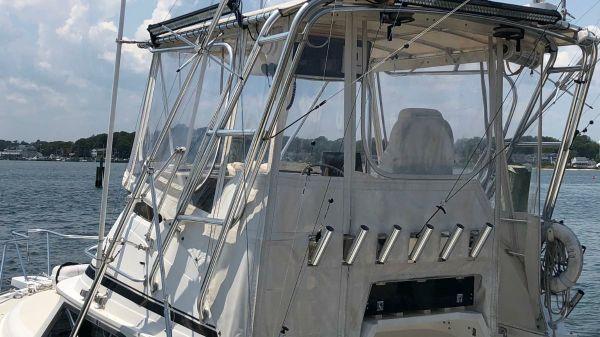 Blackfin 33 Flybridge