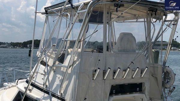 Blackfin 33 Flybridge image