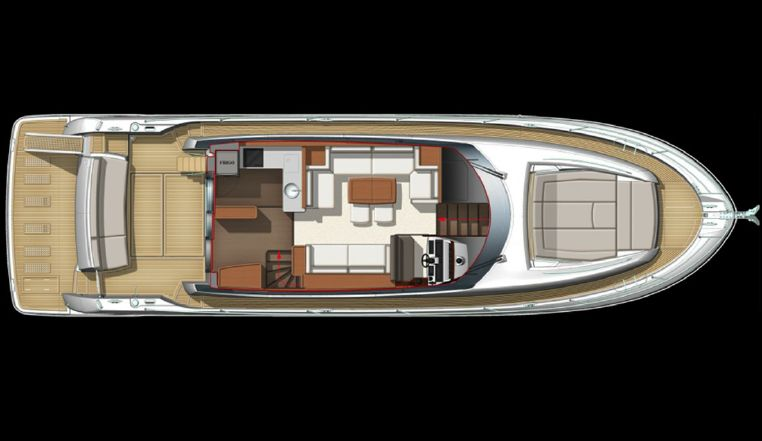 2015 Prestige 550 Sell New England