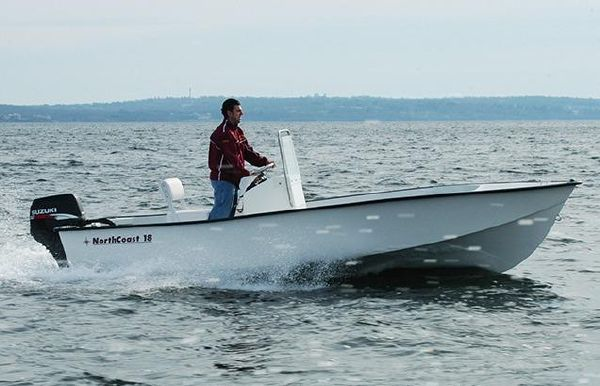2018 North Coast 18 Skiff