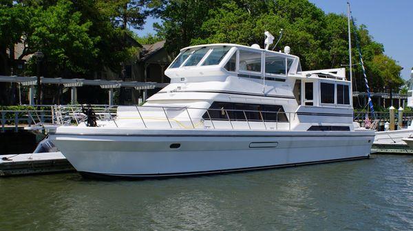 Novatec 57 Motor Yacht