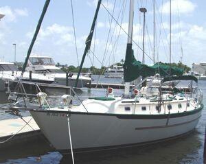Pacific Seacraft 40 Cutter AANOOSH