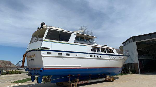 Matthews 56 Motor Yacht