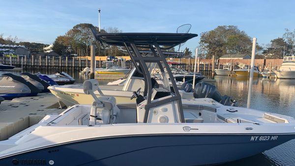 Yamaha Boats 195 FSH SPT