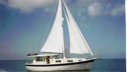 Schucker 436 Motor Sailer