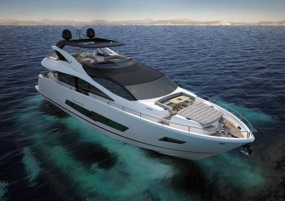 Sunseeker 86 Yacht - main image