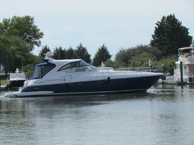 2006 Cruisers Yachts For Sale New England