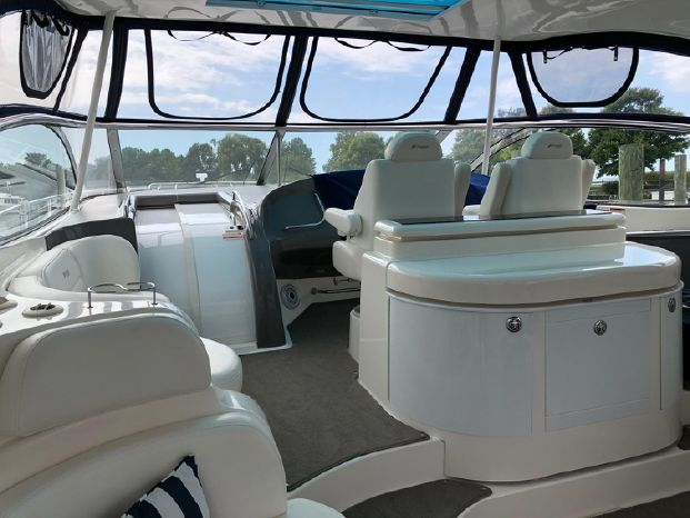 2006 Cruisers Yachts Brokerage BoatsalesListing