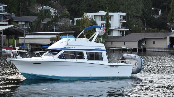Commander 30 Sportfish Cruiser 30 Commander