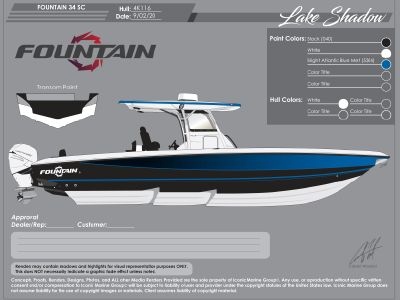 2021 Fountain<span>34LS</span>