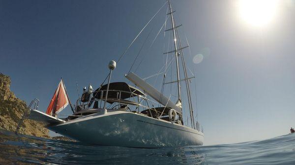 CCYD/Nauta Farr 72 Cruising Sloop BALEINE