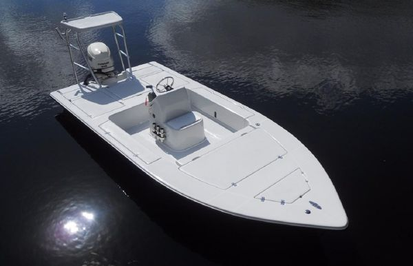 2018 Bay Craft 185 Flats Edition