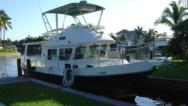 Albin Express Trawler