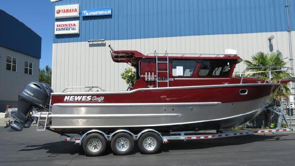 Hewescraft 270 Pacific Explorer B3141